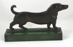 Click to view Dachshund B&H Door Stop photos