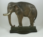 Click to view Elephant B&H Door Stop  photos