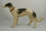 Click to view Wolfhound Hubley Door Stop photos