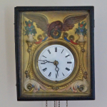 Thumbnail Image: French Wag On The Wall Clock
