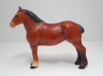 Click to view Horse Cast Iron Hubley Doorstop photos